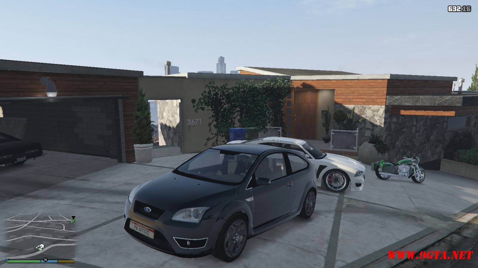 2006 Ford Focus ST Mod For GTA5 (1)