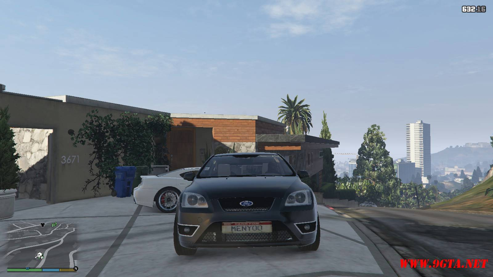 2006 Ford Focus ST Mod For GTA5 (10)