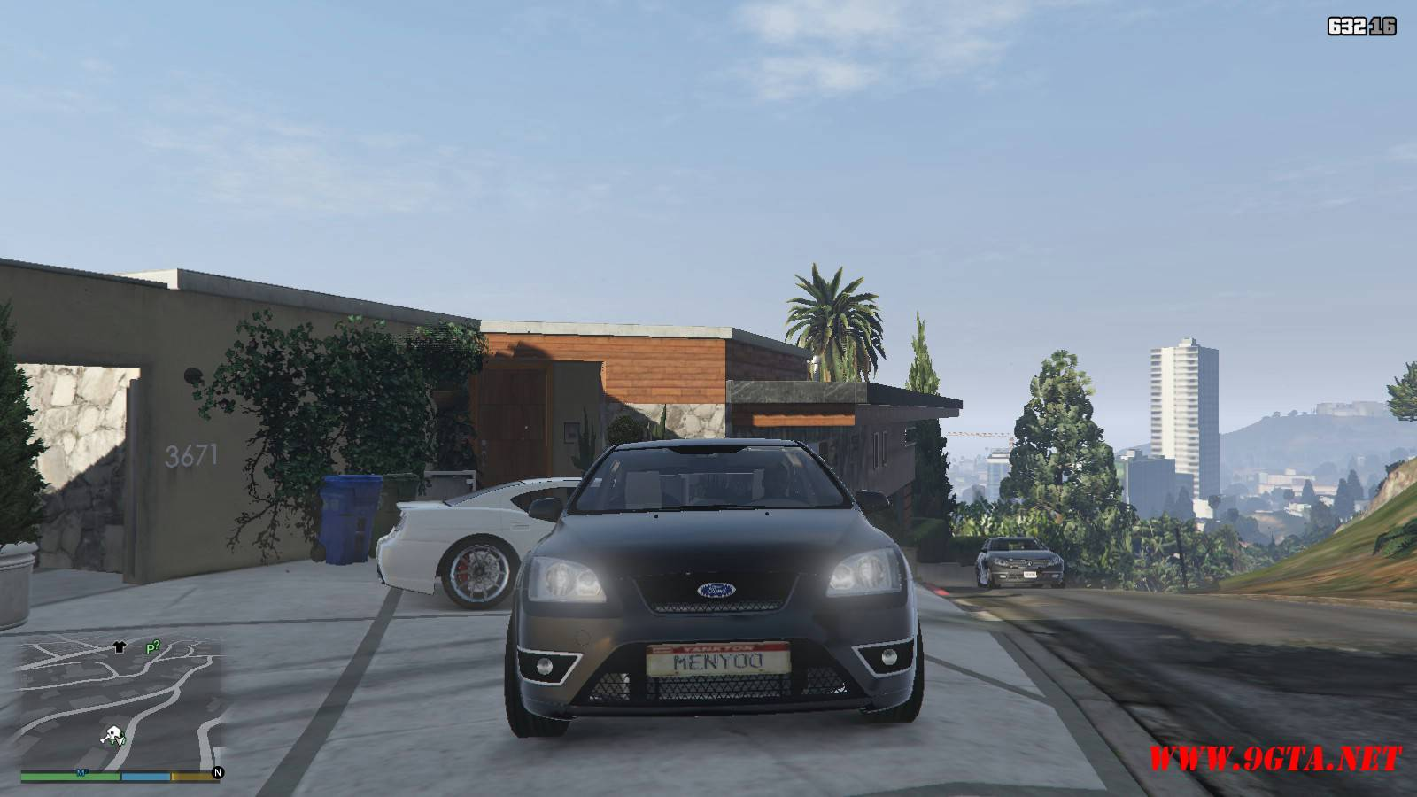 2006 Ford Focus ST Mod For GTA5 (11)