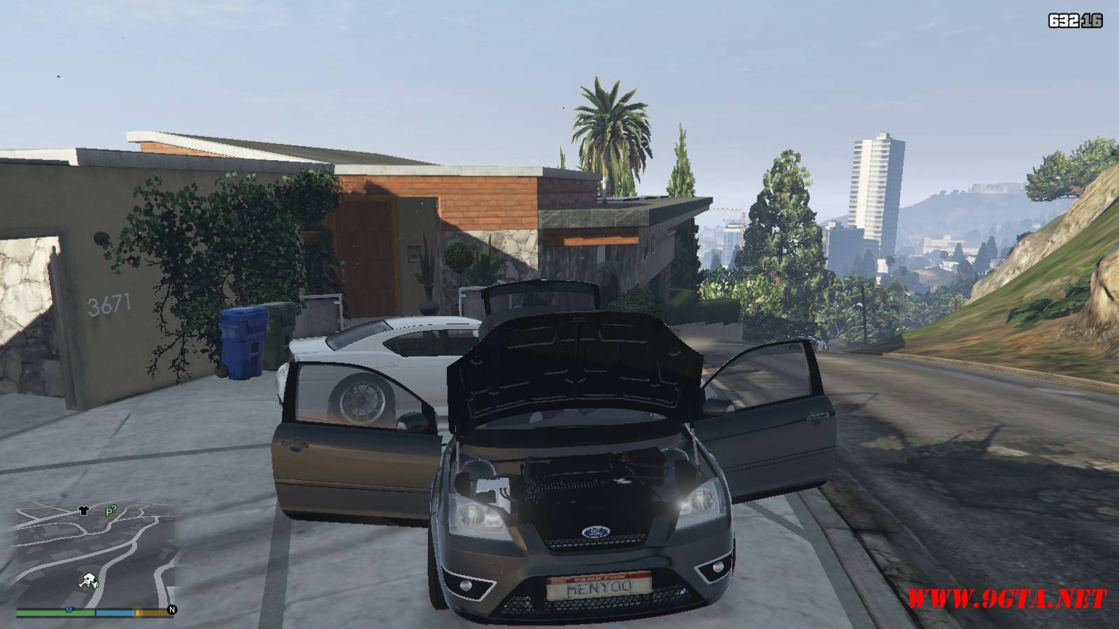 2006 Ford Focus ST Mod For GTA5 (15)