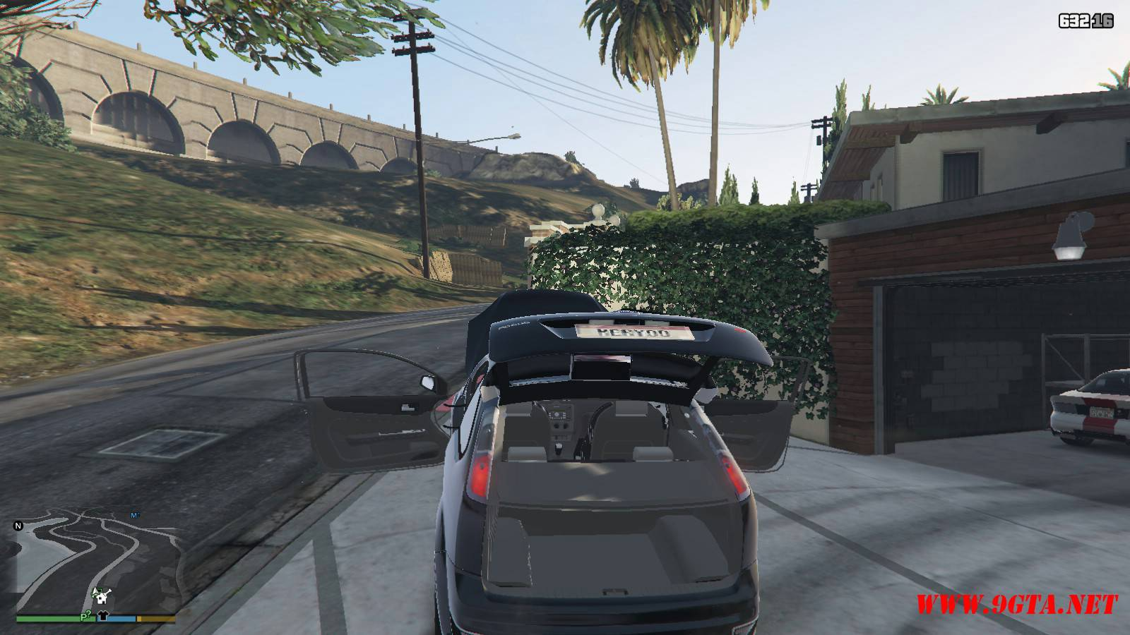 2006 Ford Focus ST Mod For GTA5 (17)