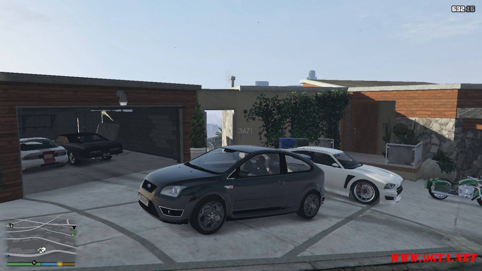 2006 Ford Focus ST Mod For GTA5 (19)