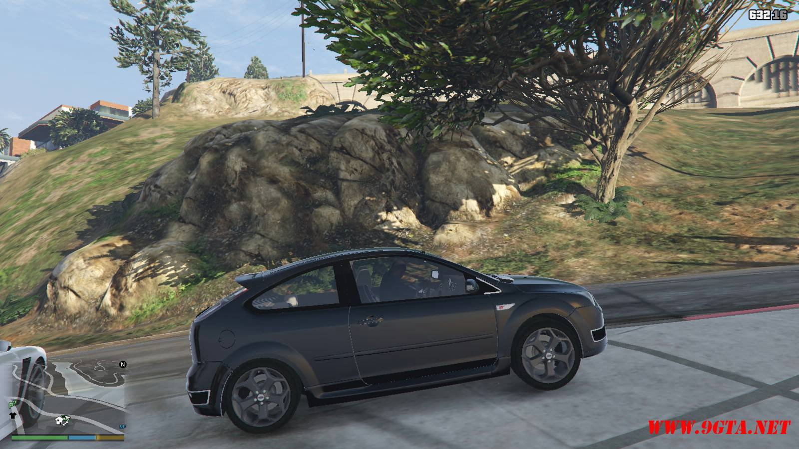 2006 Ford Focus ST Mod For GTA5 (8)