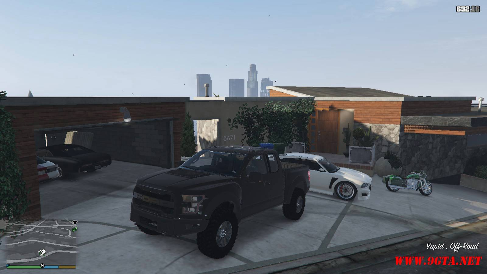 2017 Ford Raptor HQ Mod For GTA5 (1)