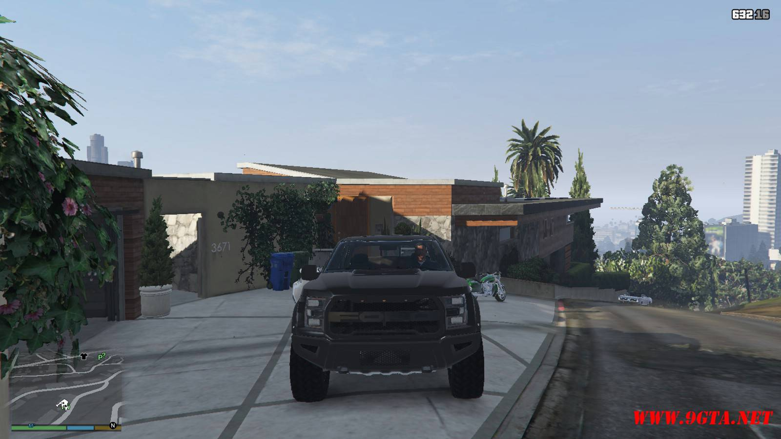 2017 Ford Raptor HQ Mod For GTA5 (10)