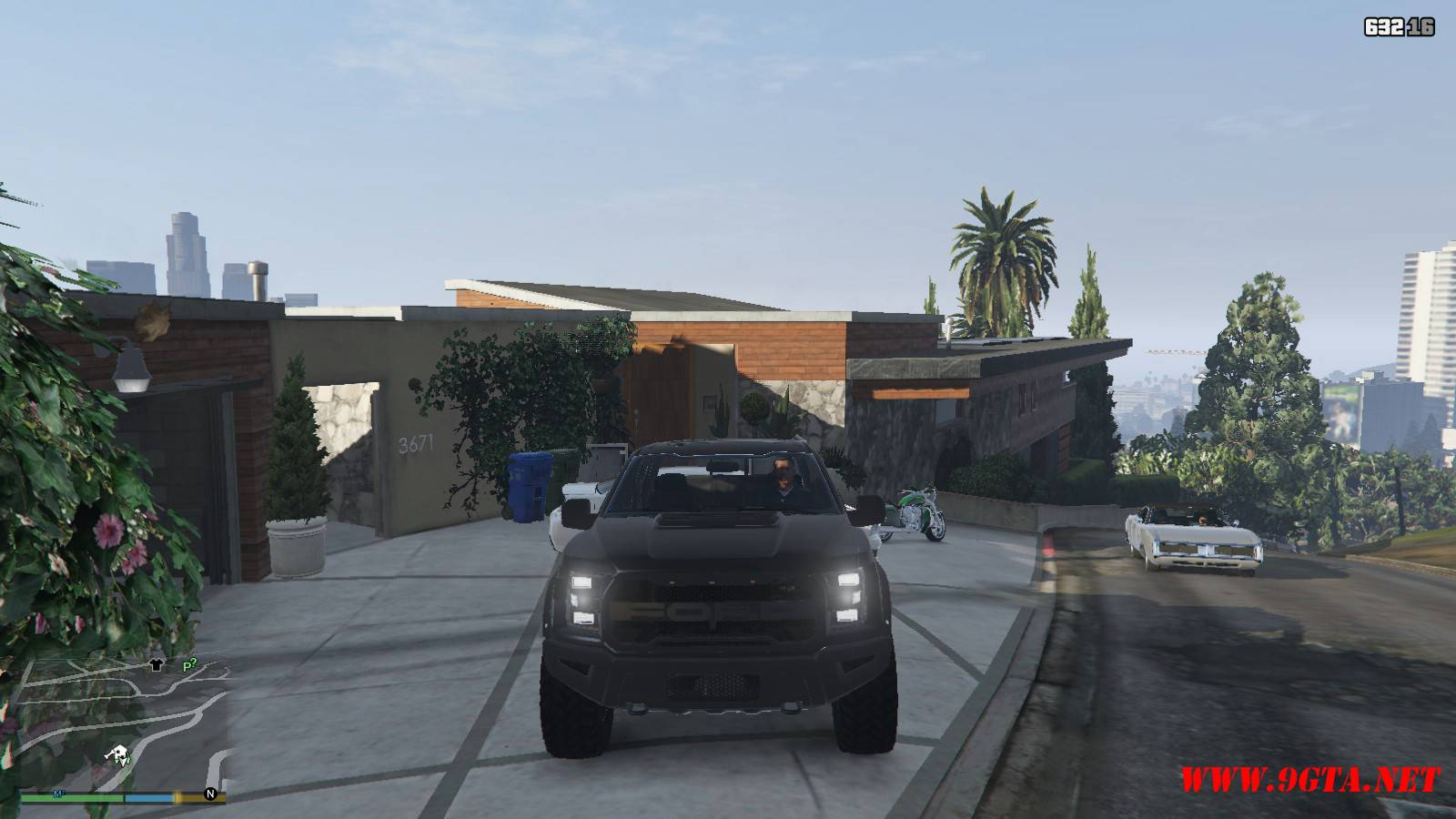 2017 Ford Raptor HQ Mod For GTA5 (11)