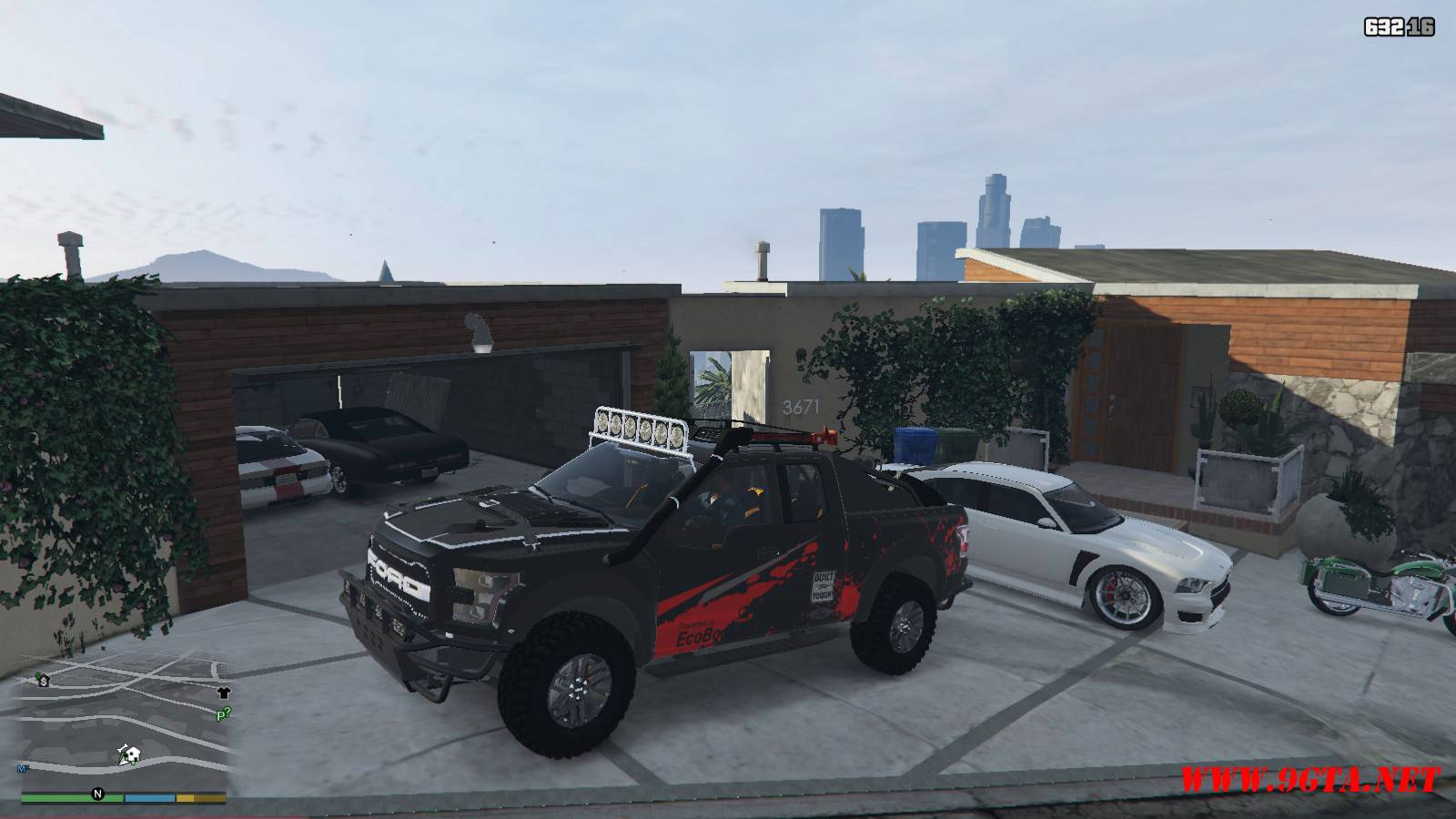 2017 Ford Raptor HQ Mod For GTA5 (17)