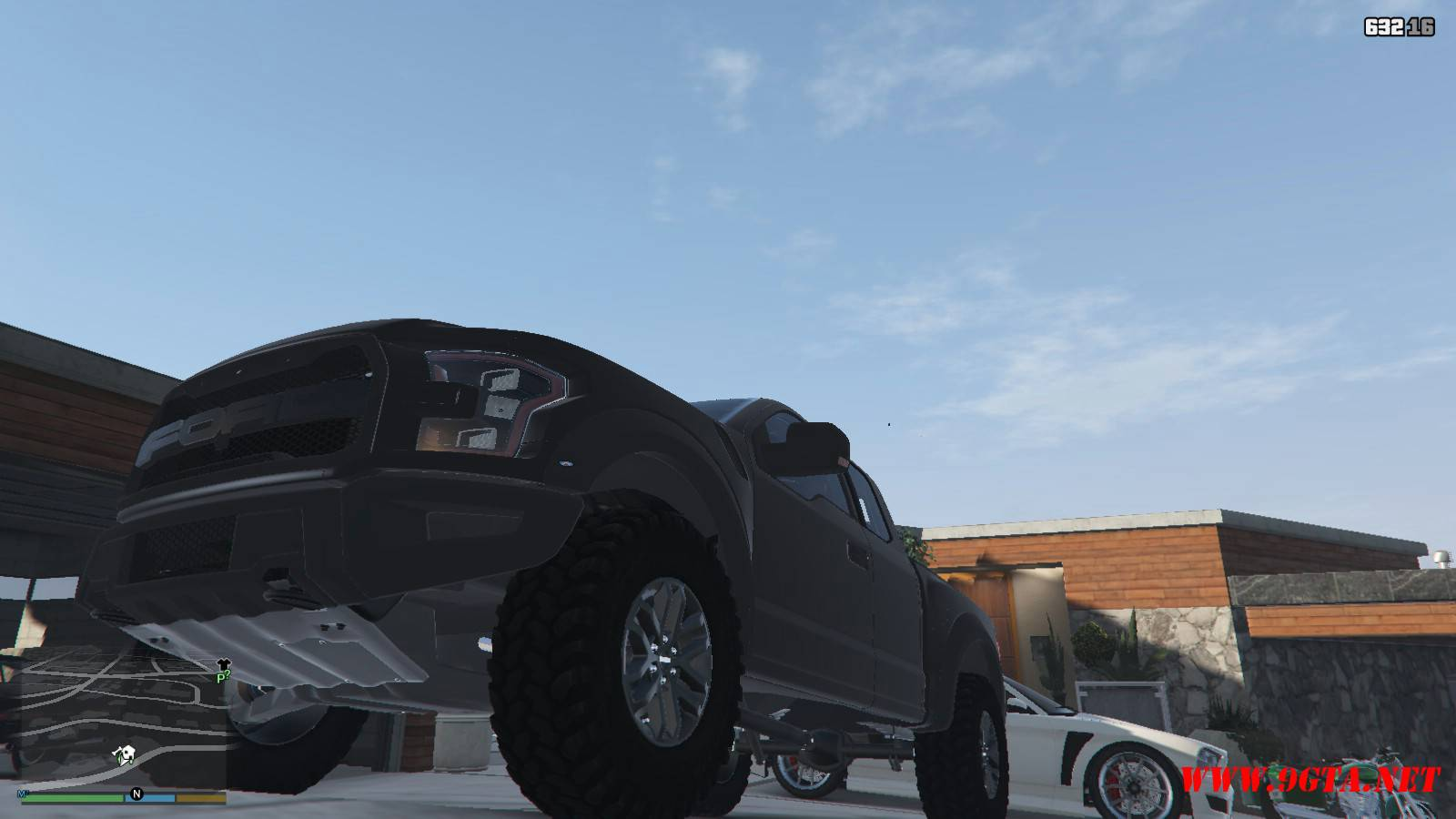 2017 Ford Raptor HQ Mod For GTA5 (3)