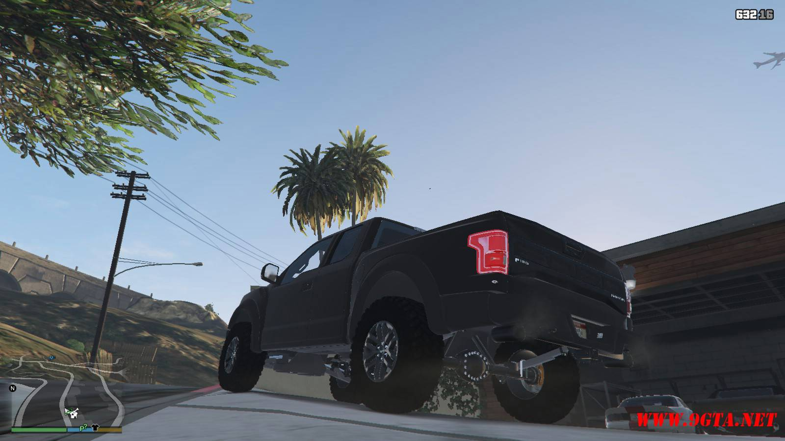 2017 Ford Raptor HQ Mod For GTA5 (4)