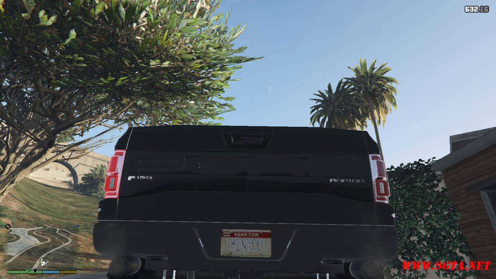 2017 Ford Raptor HQ Mod For GTA5 (6)
