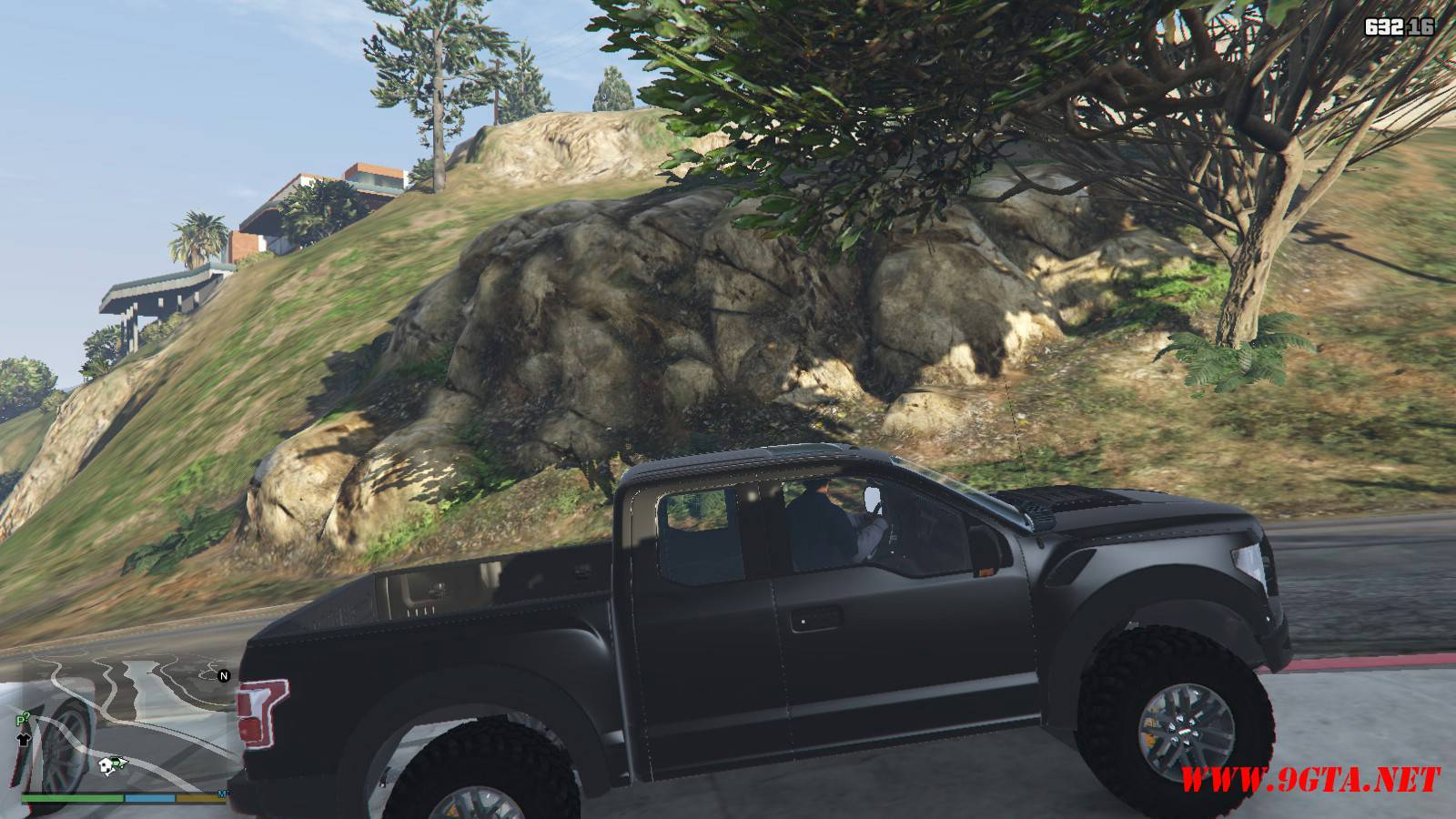 2017 Ford Raptor HQ Mod For GTA5 (8)