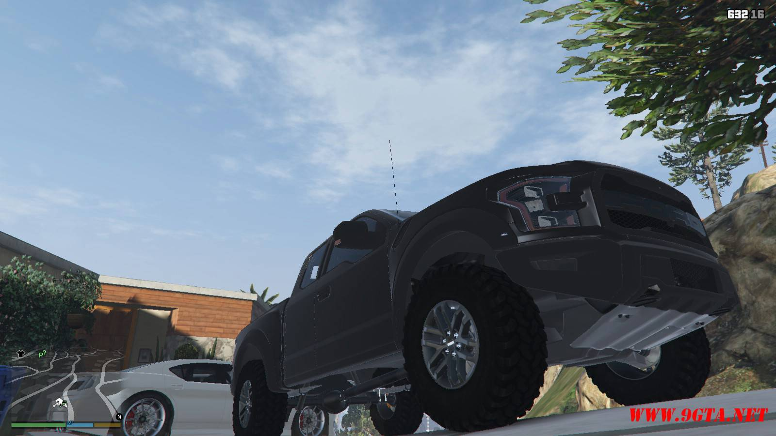 2017 Ford Raptor HQ Mod For GTA5 (9)