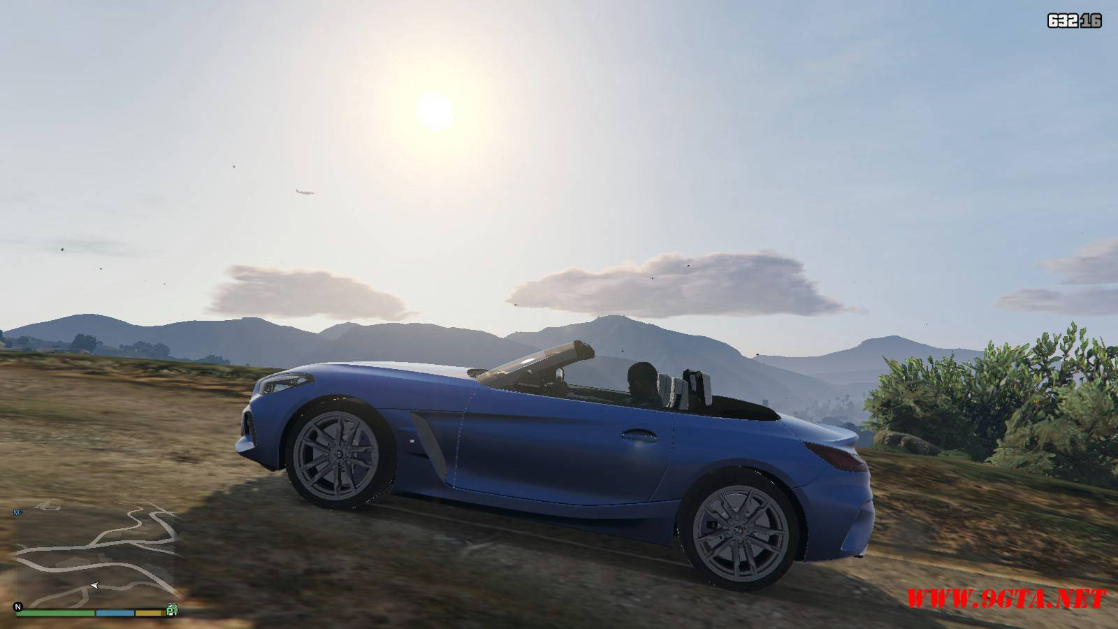 2019 BMW Z4 M40i v2.0 Mod For GTA5 (2)