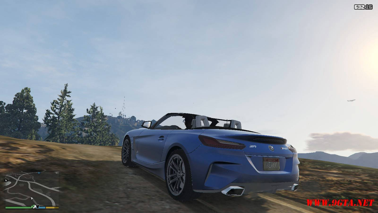 2019 BMW Z4 M40i v2.0 Mod For GTA5 (4)