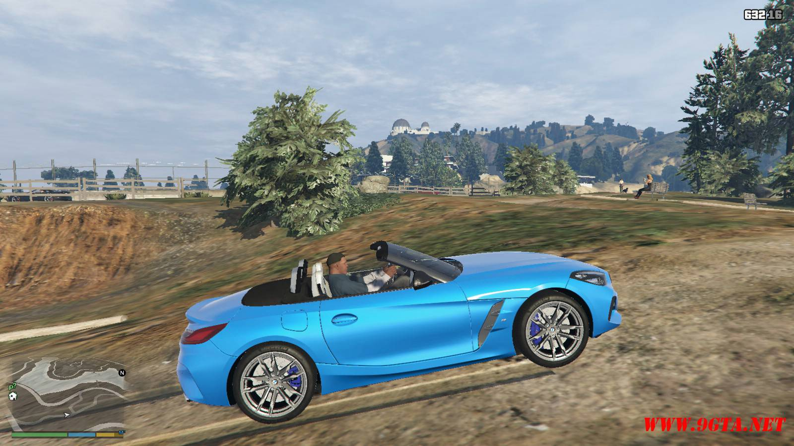 2019 BMW Z4 M40i v2.0 Mod For GTA5 (8)