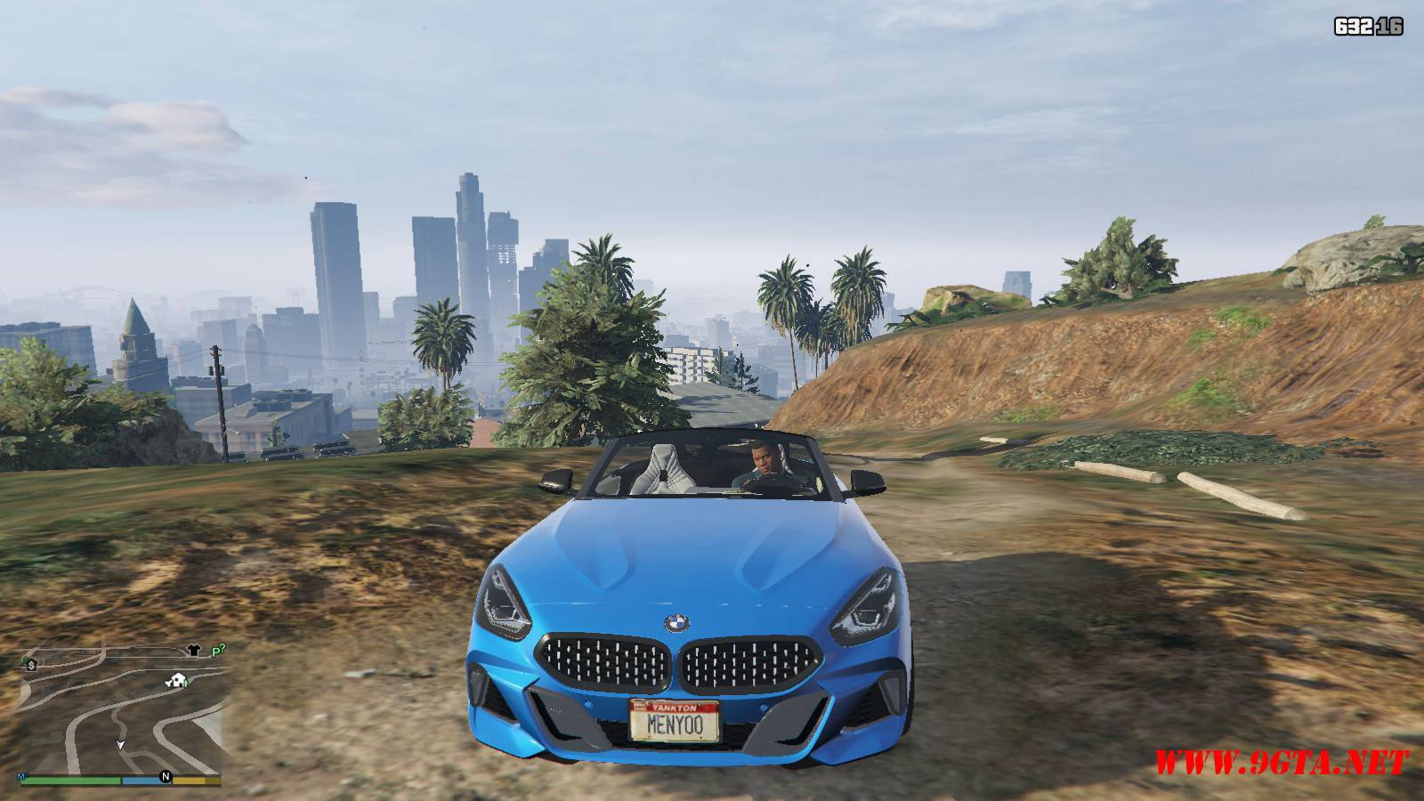 2019 BMW Z4 M40i v2.0 Mod For GTA5 (9)