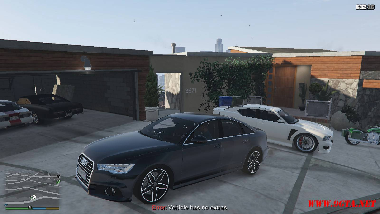 Audi A6 Mod For GTA5 (1)