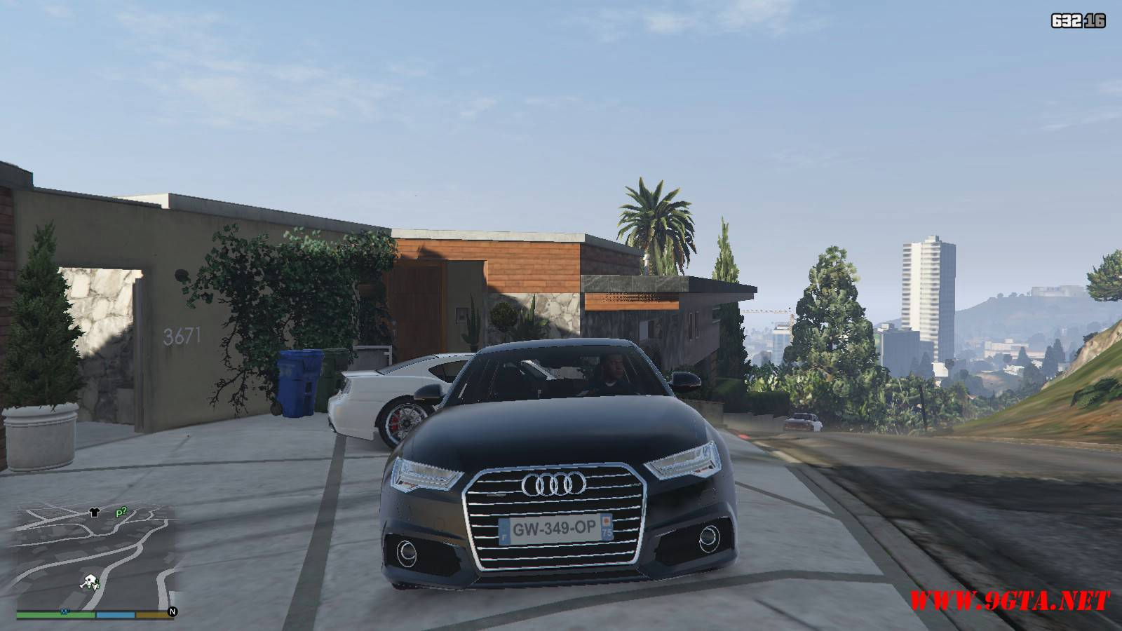 Audi A6 Mod For GTA5 (10)