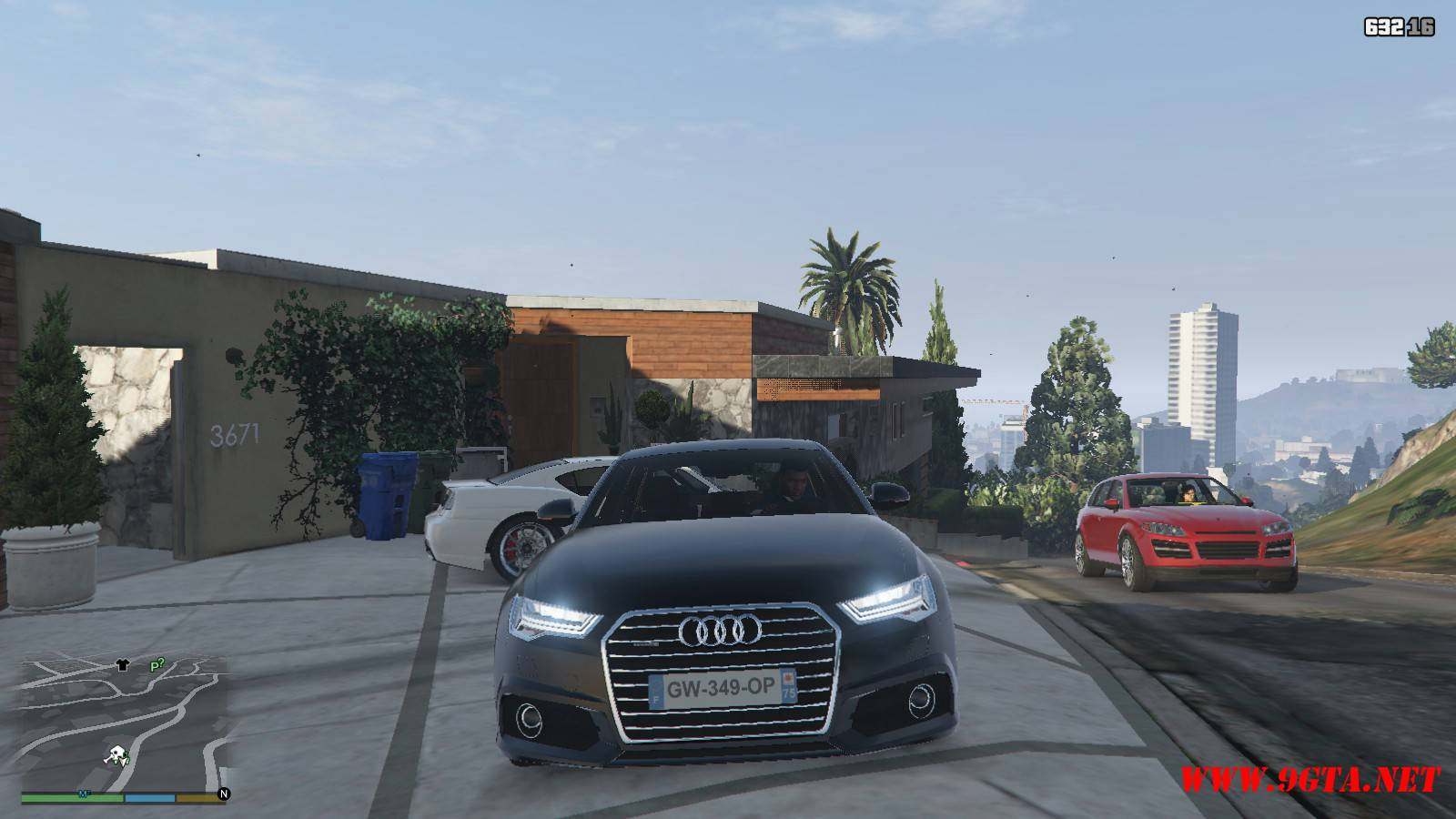 Audi A6 Mod For GTA5 (11)