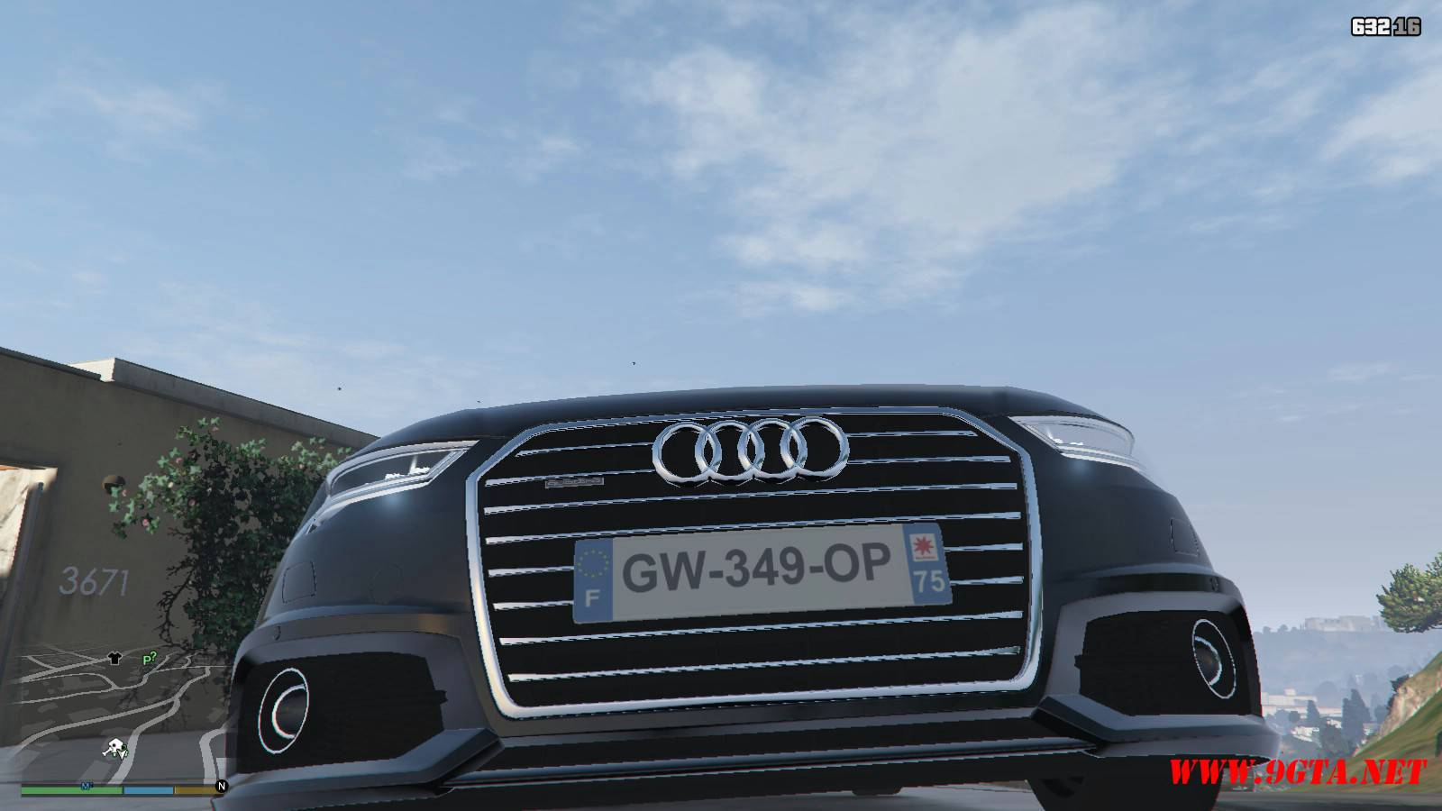 Audi A6 Mod For GTA5 (12)