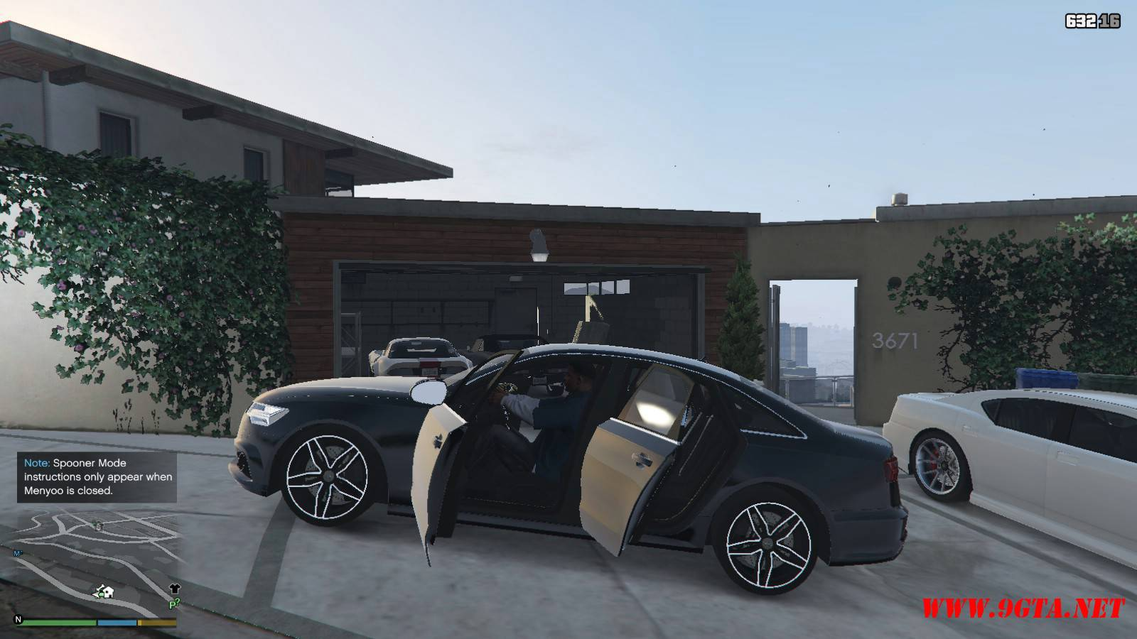 Audi A6 Mod For GTA5 (16)