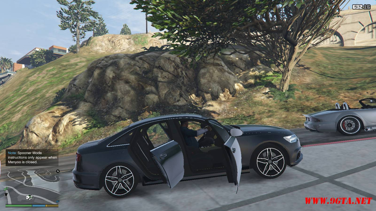 Audi A6 Mod For GTA5 (17)