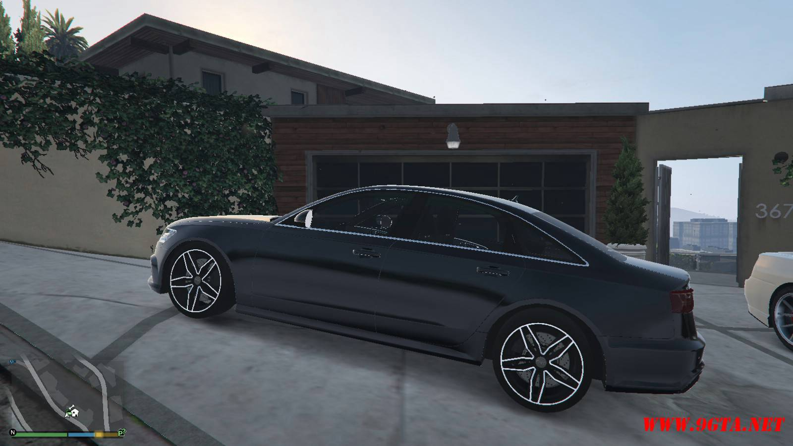 Audi A6 Mod For GTA5 (18)