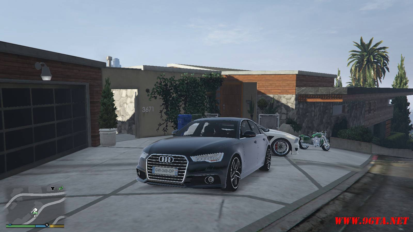 Audi A6 Mod For GTA5 (19)