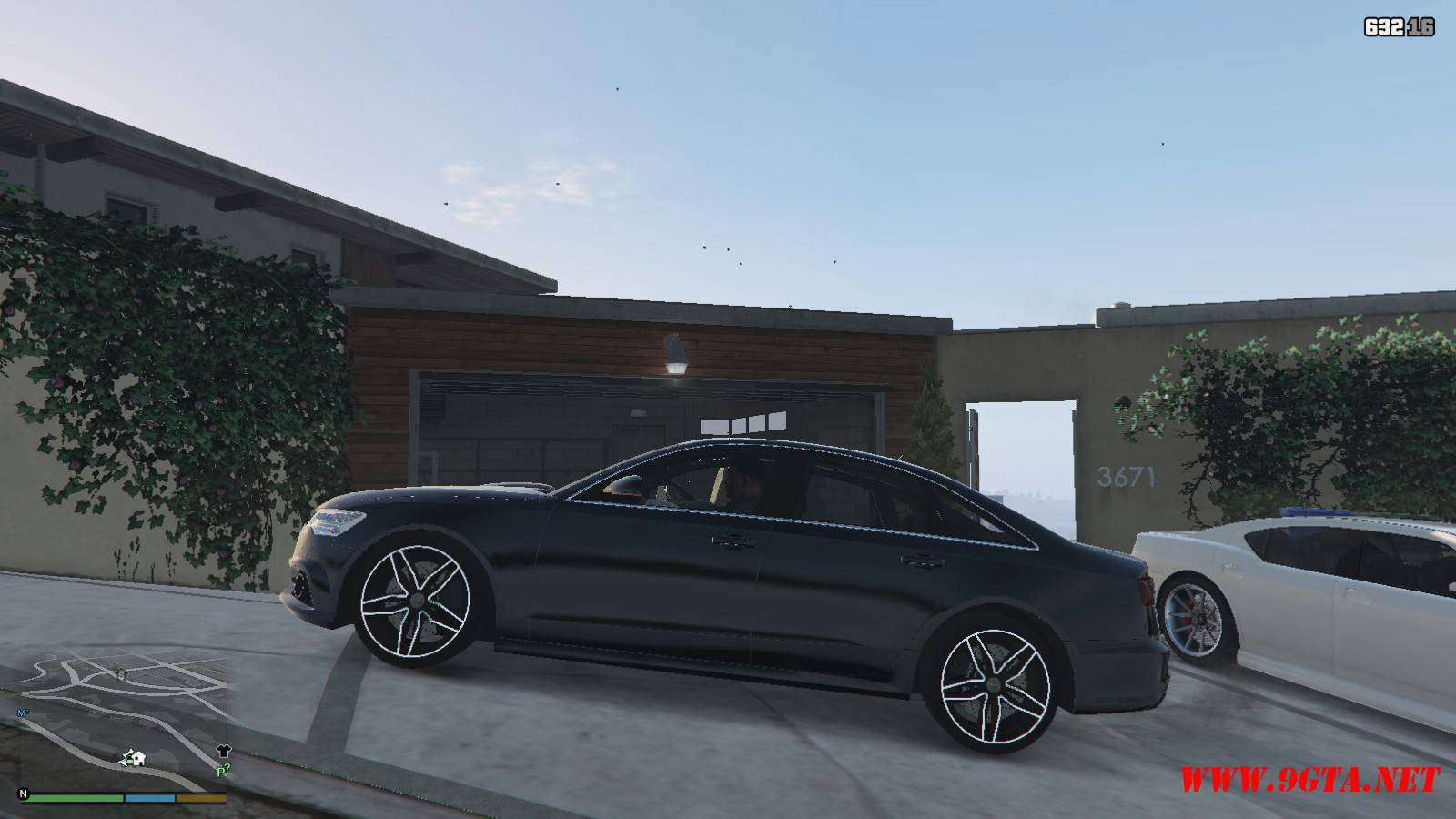Audi A6 Mod For GTA5 (2)