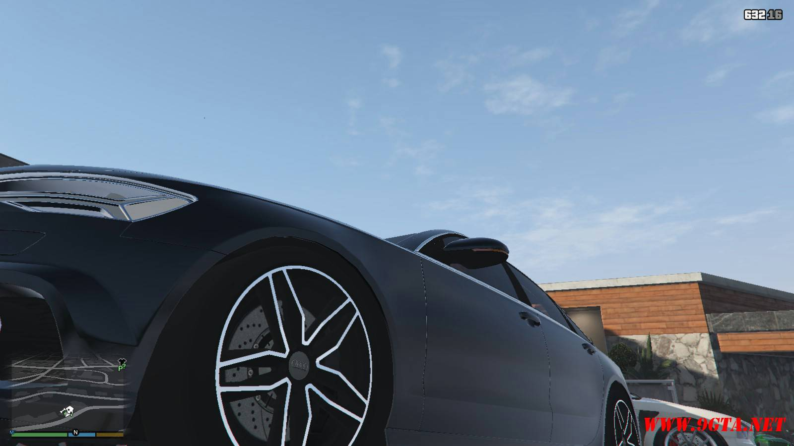Audi A6 Mod For GTA5 (3)