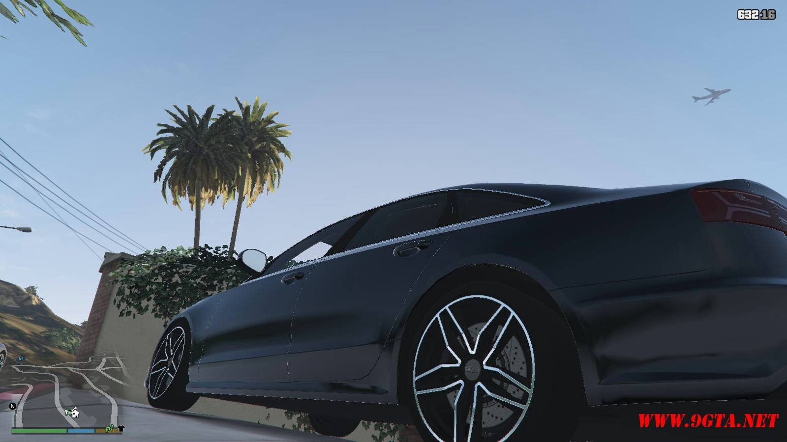 Audi A6 Mod For GTA5 (4)