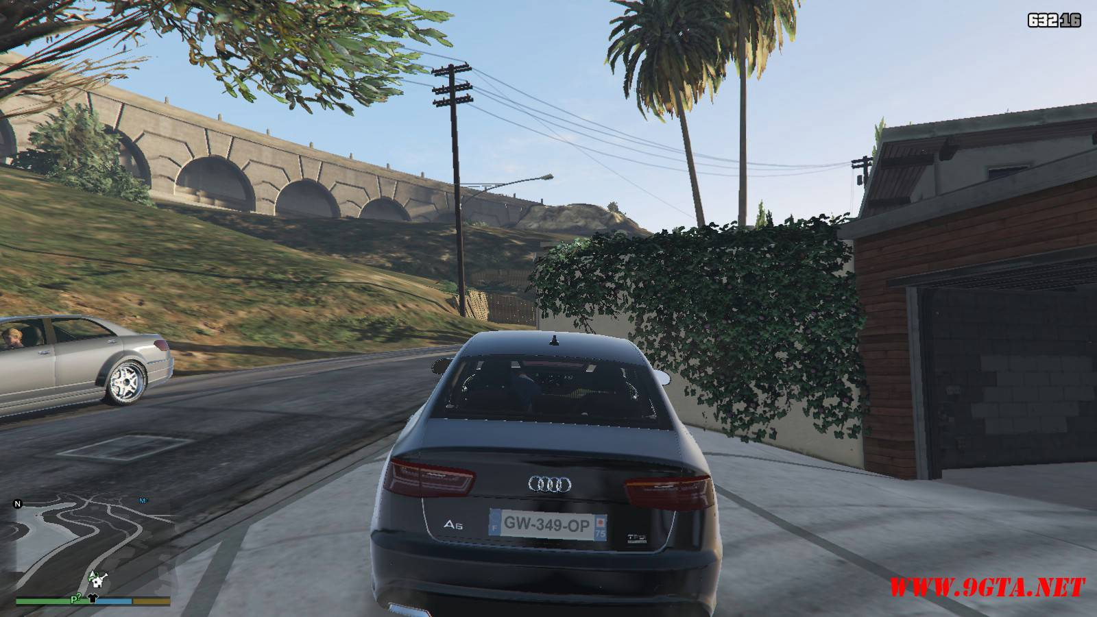 Audi A6 Mod For GTA5 (6)