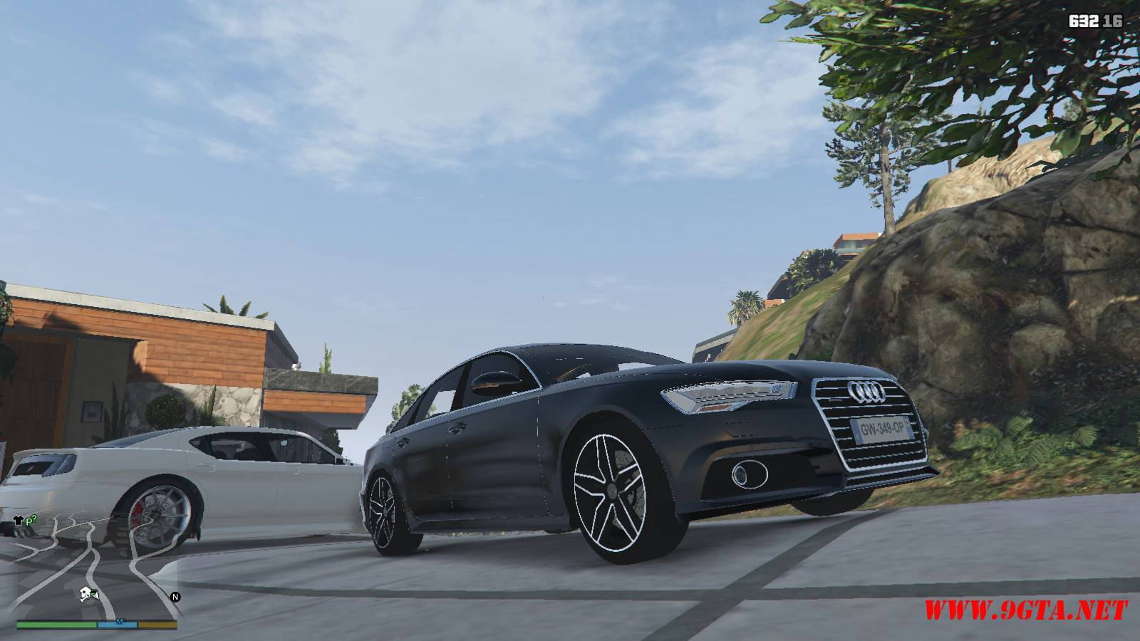 Audi A6 Mod For GTA5 (8)