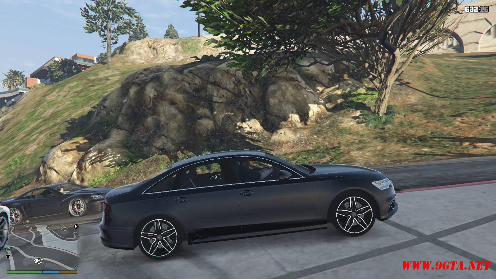 Audi A6 Mod For GTA5 (9)