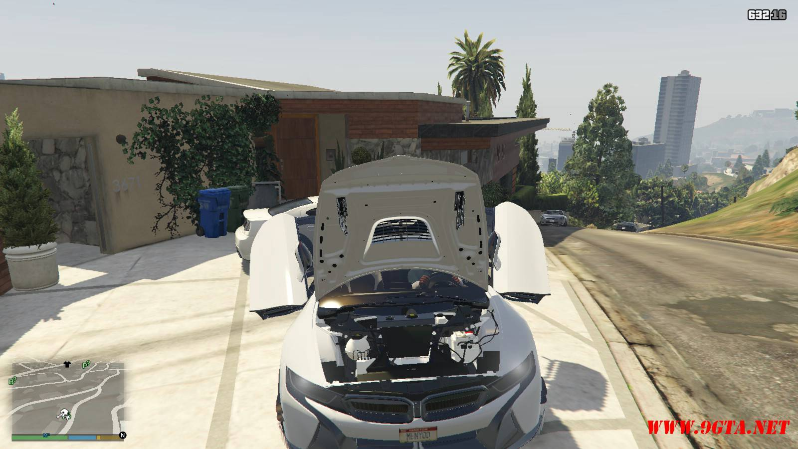 BMW i8 AC Schinitzer ACS8 Mod For GTA5 (13)