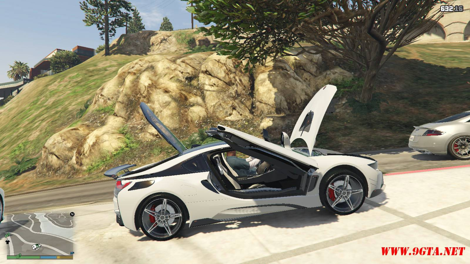BMW i8 AC Schinitzer ACS8 Mod For GTA5 (16)