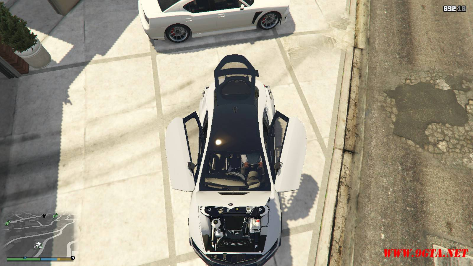 BMW i8 AC Schinitzer ACS8 Mod For GTA5 (17)