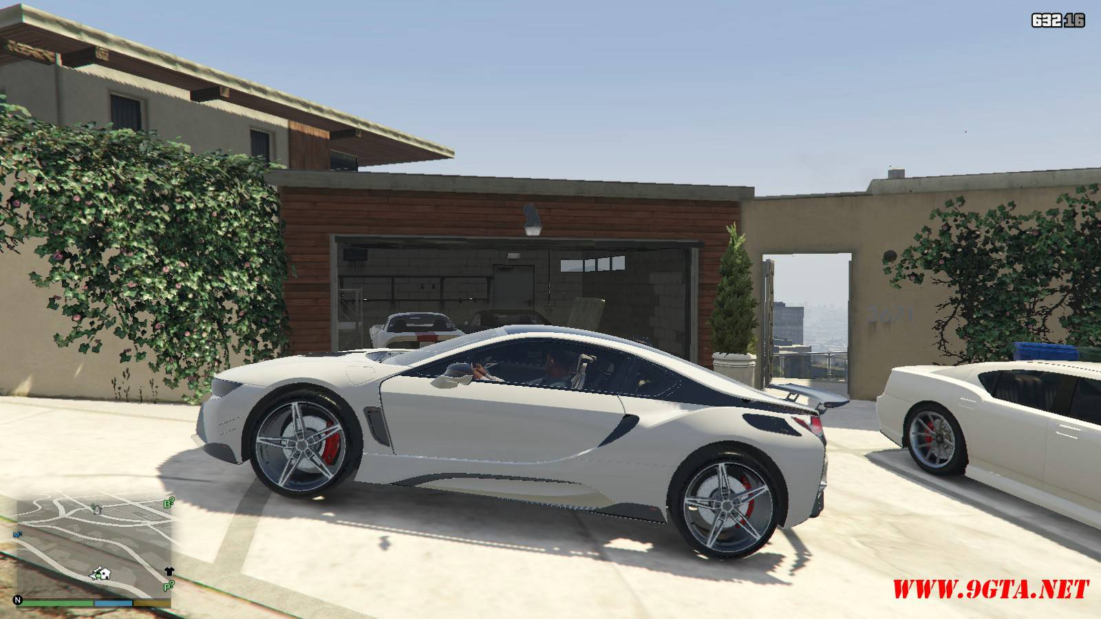 BMW i8 AC Schinitzer ACS8 Mod For GTA5 (2)