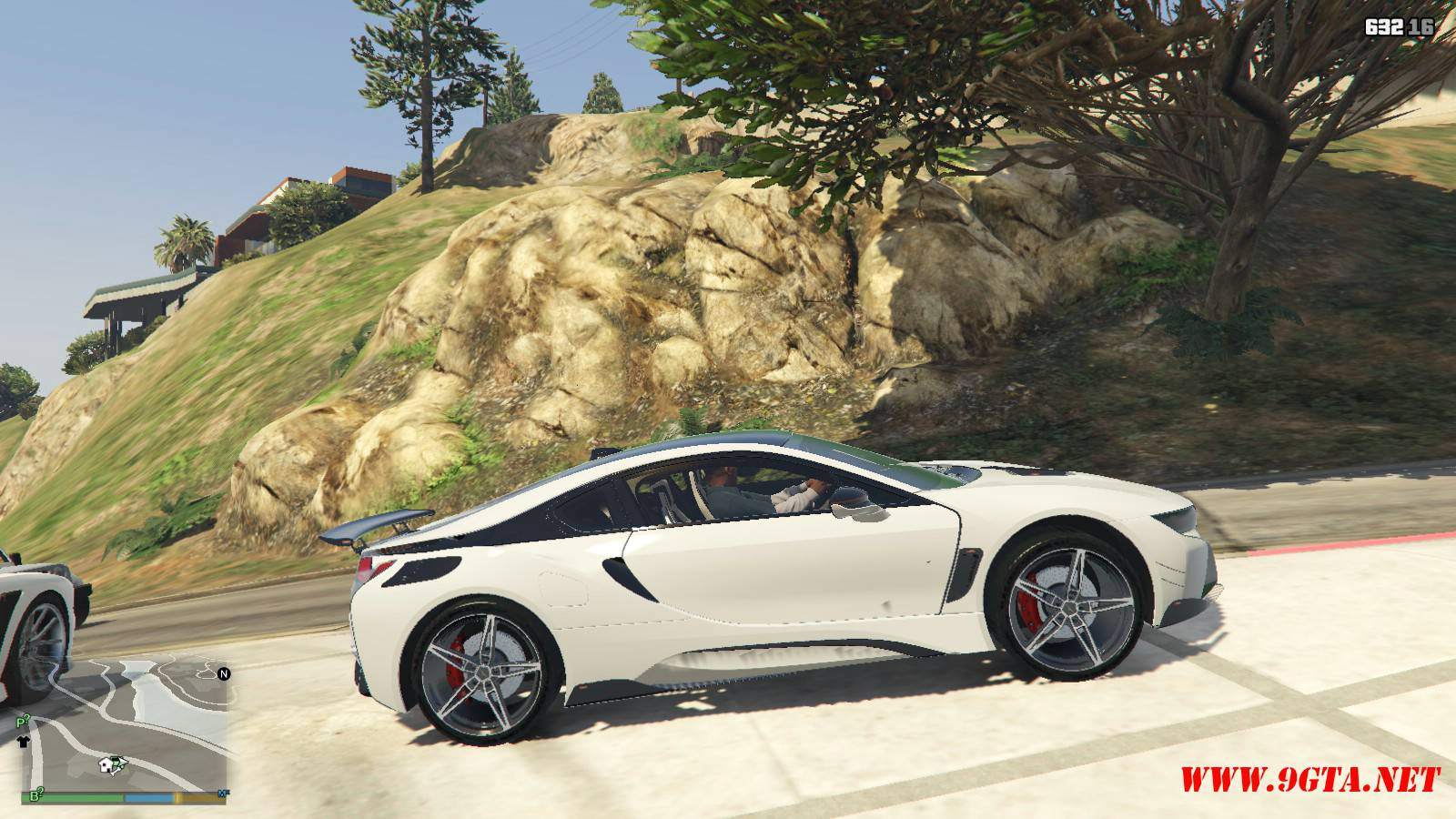 BMW i8 AC Schinitzer ACS8 Mod For GTA5 (7)