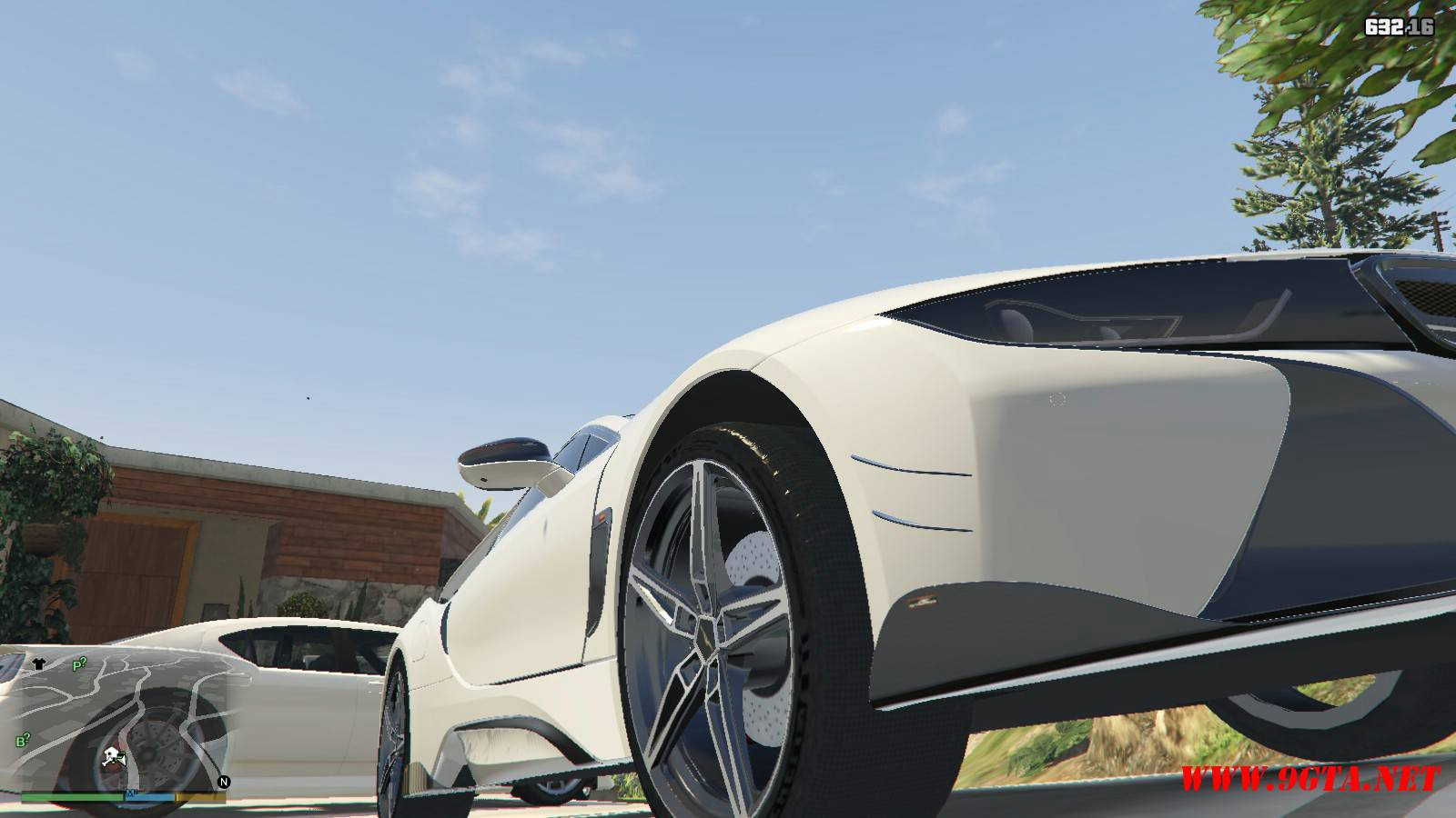 BMW i8 AC Schinitzer ACS8 Mod For GTA5 (8)