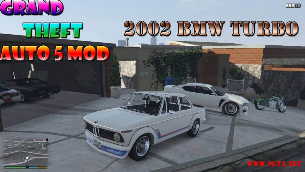 2002 BMW Turbo Mod For GTA5