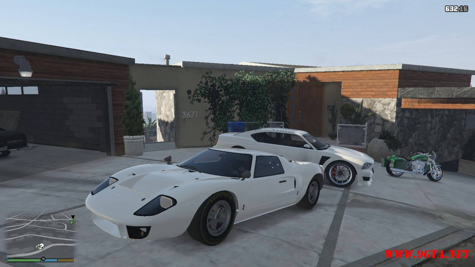 1965 Ford GT40 MK1 Mod For GTA5 (1)