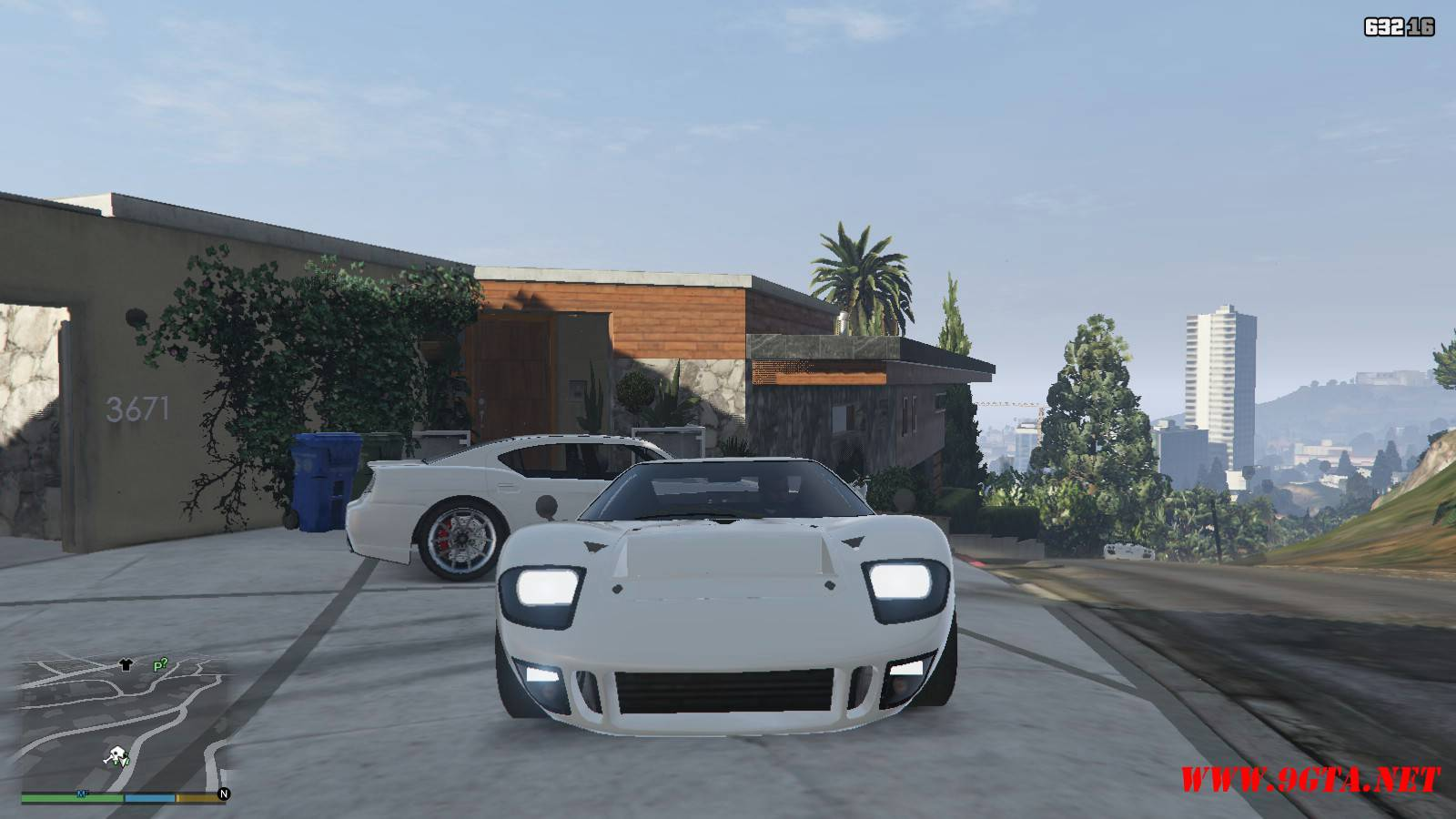 1965 Ford GT40 MK1 Mod For GTA5 (11)