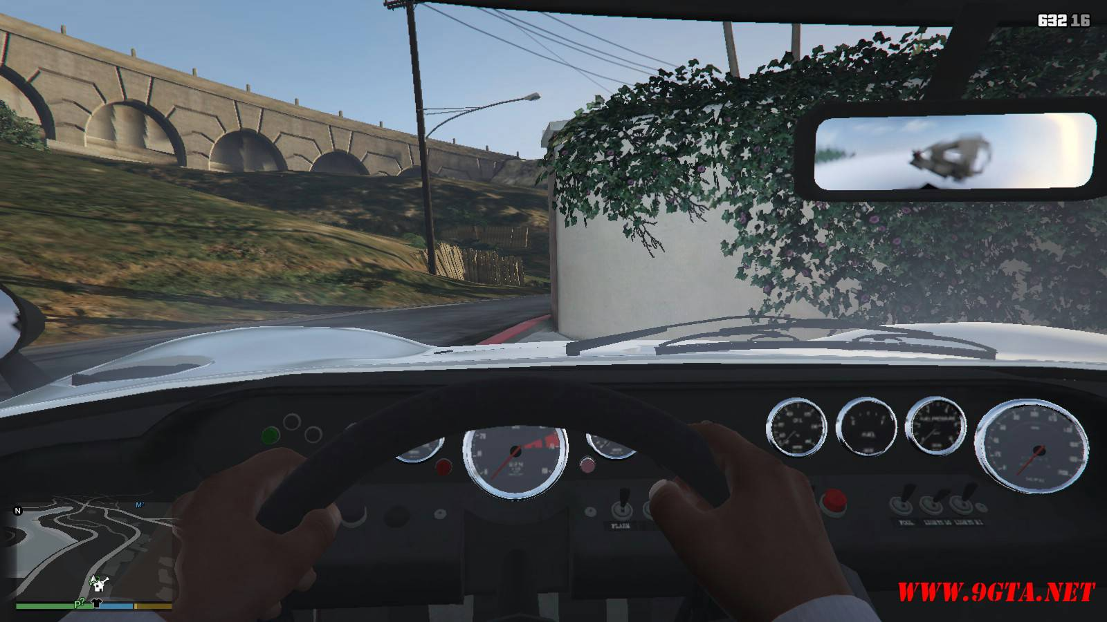 1965 Ford GT40 MK1 Mod For GTA5 (12)
