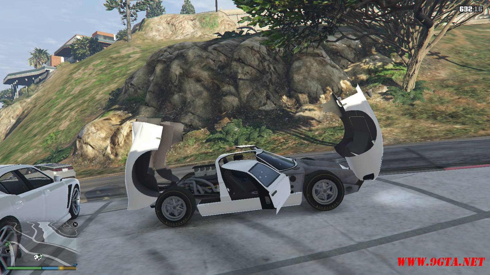 1965 Ford GT40 MK1 Mod For GTA5 (17)