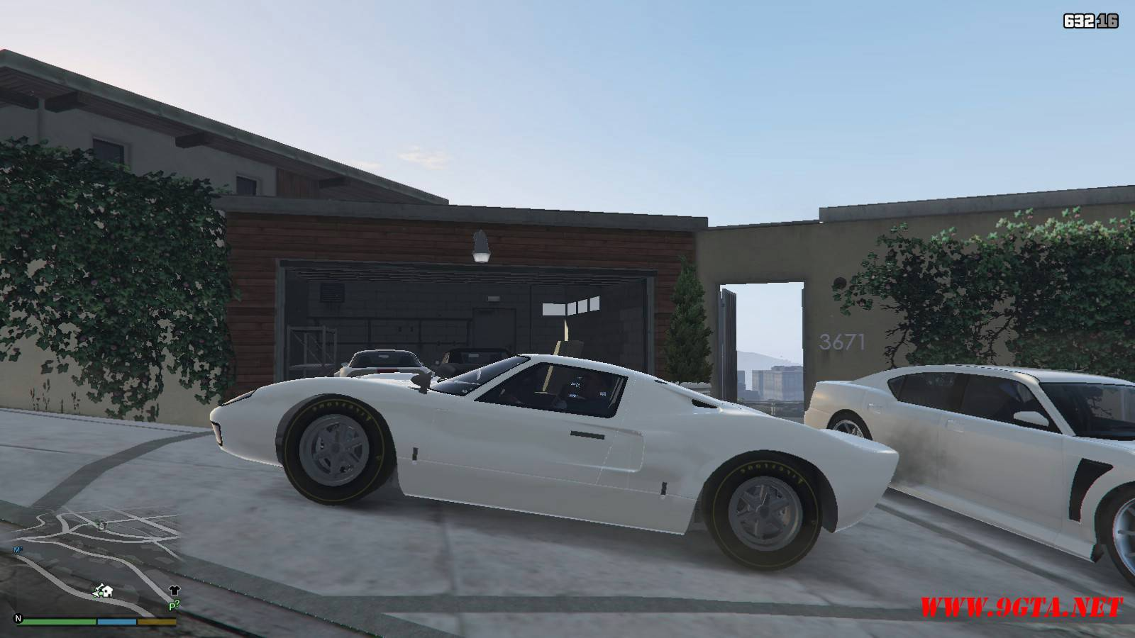 1965 Ford GT40 MK1 Mod For GTA5 (2)