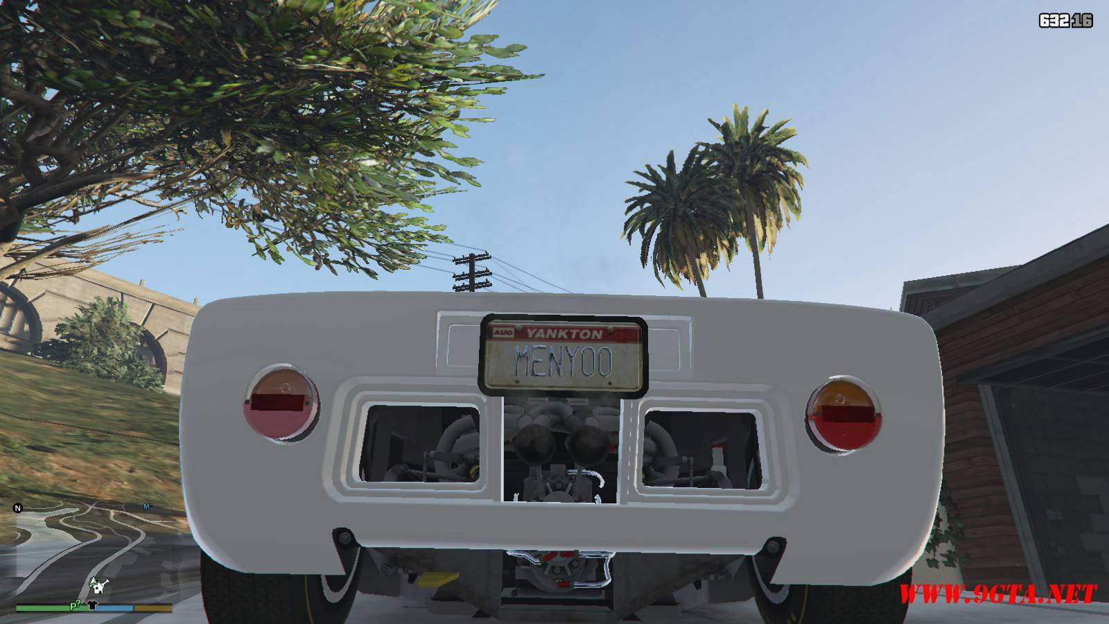 1965 Ford GT40 MK1 Mod For GTA5 (5)
