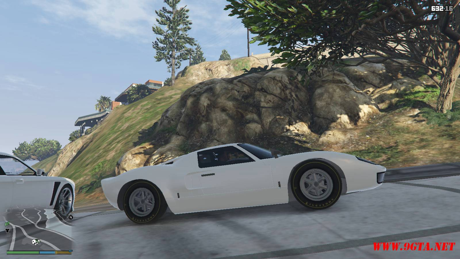 1965 Ford GT40 MK1 Mod For GTA5 (7)