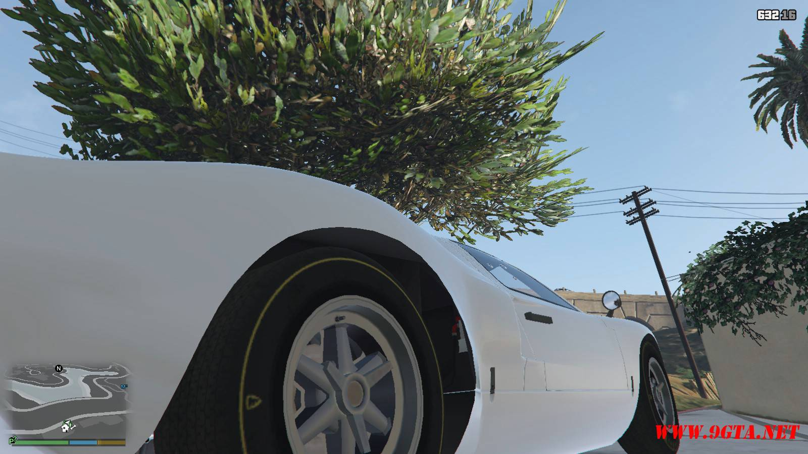 1965 Ford GT40 MK1 Mod For GTA5 (8)