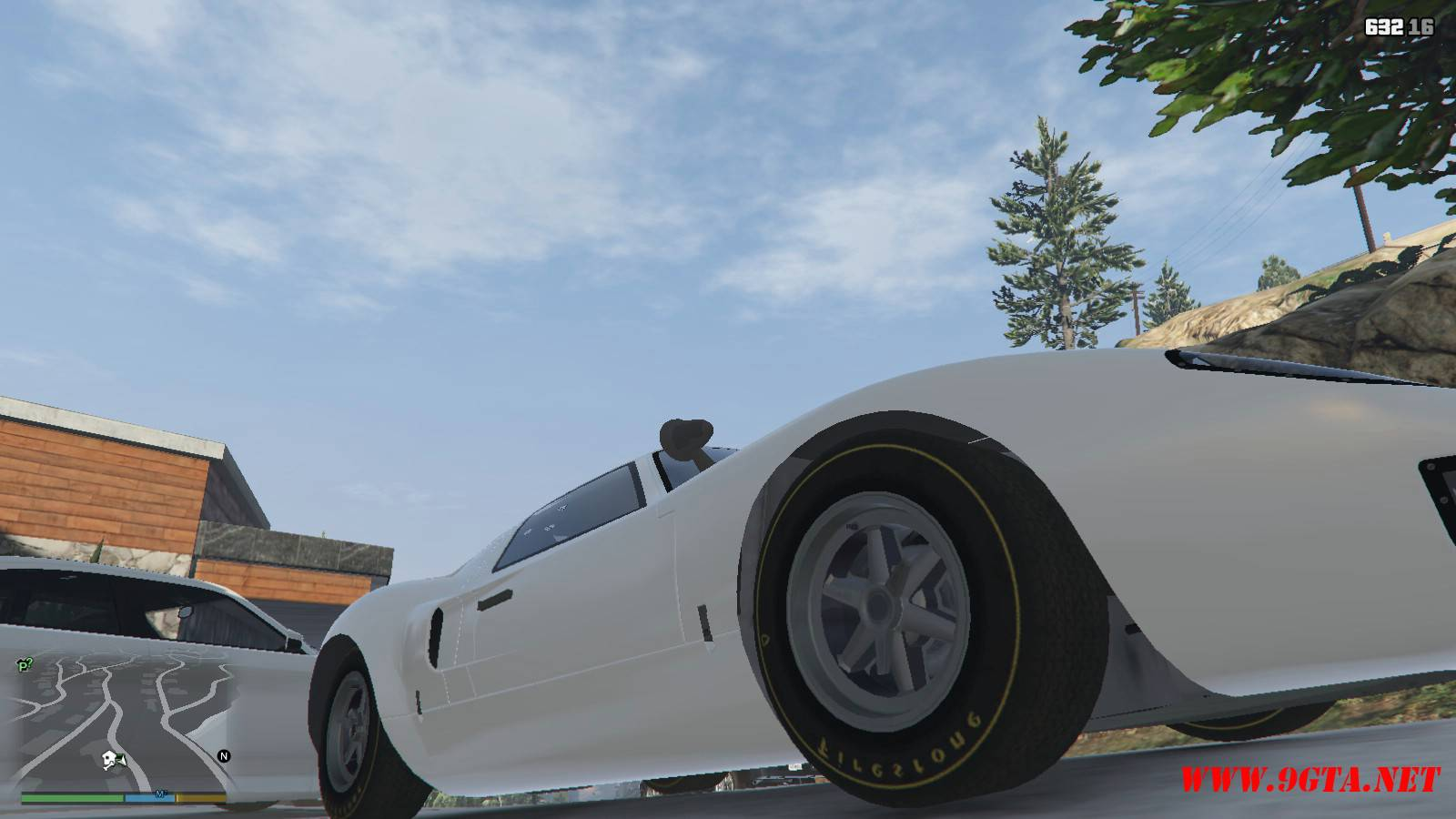 1965 Ford GT40 MK1 Mod For GTA5 (9)